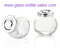 200ml Glass honey Jar With Lid
