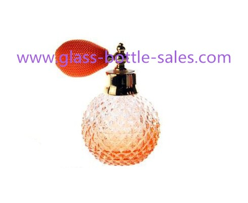 100ml Gas Sprayer Perfume Glass Bottle