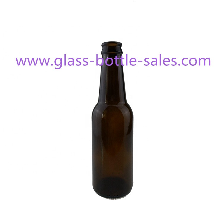 250ml Amber Beer Bottle