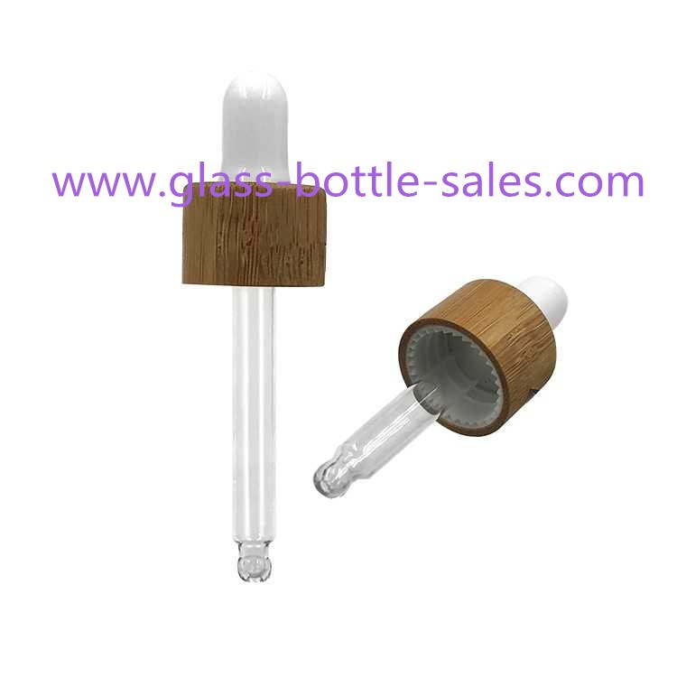 18-410,20-410 Bamboo Glass Droppers