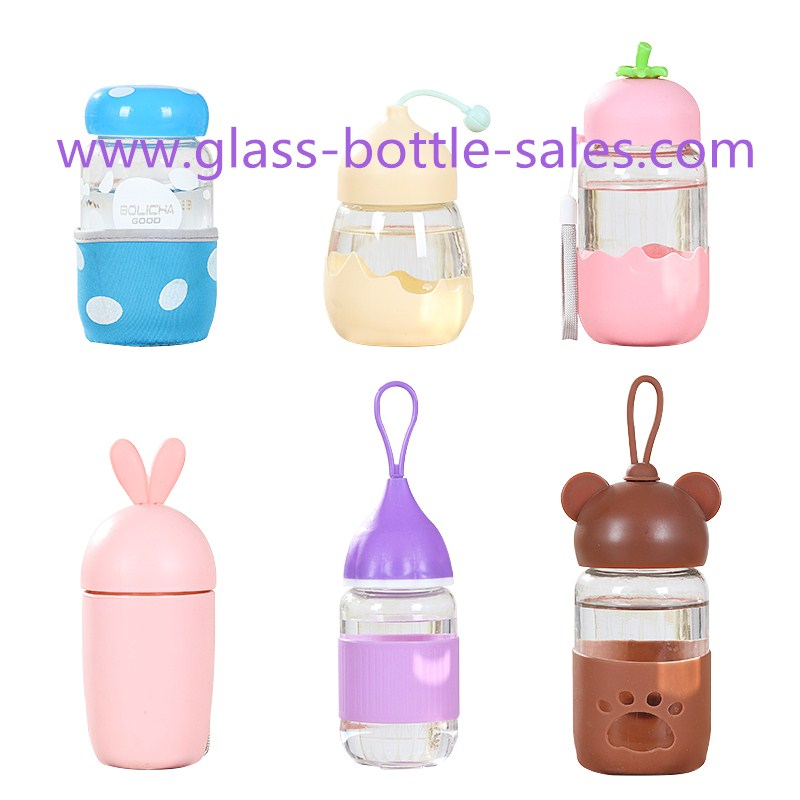 Fasion Portable Water Glass Cups